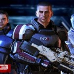 Mass Effect 3 Gameplay Trailer and Release Date