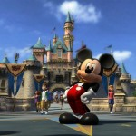 Go to Disneyland… with Kinect