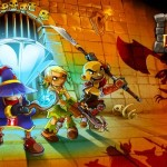 Dungeon Defenders Get Steam Exclusives