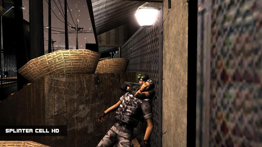 Tom Clancy's Splinter Cell Trilogy HD - JGGH GamesJGGH Games