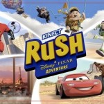 Preview: Kinect Rush A Disney-Pixar Adventure