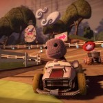 LittleBigPlanet Karting approaches the PS3 race tracks!