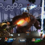 PlayStation All-Star Battle Royale showing off its gameplay