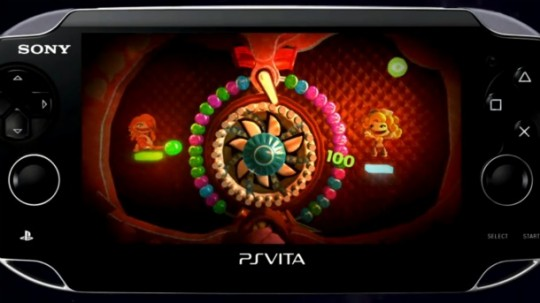 Preview: Little Big Planet Vita - JGGH GamesJGGH Games