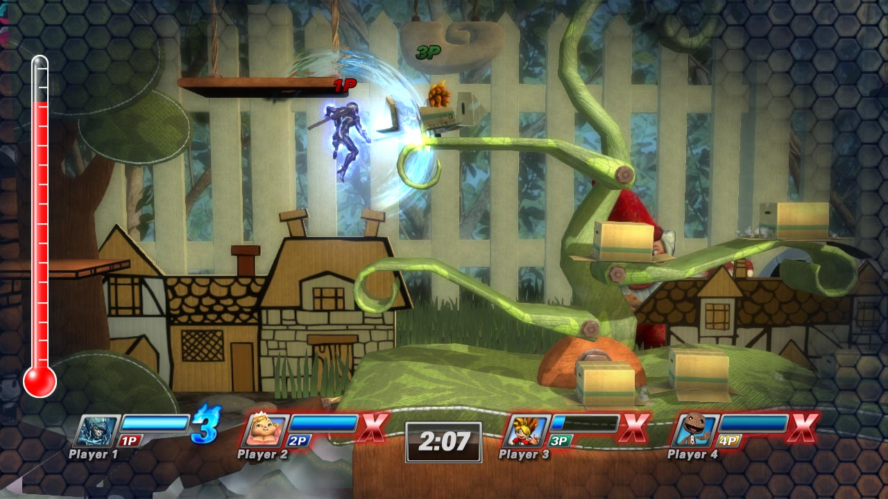 Playstation All-Stars Battle Royale - JGGH GamesJGGH Games