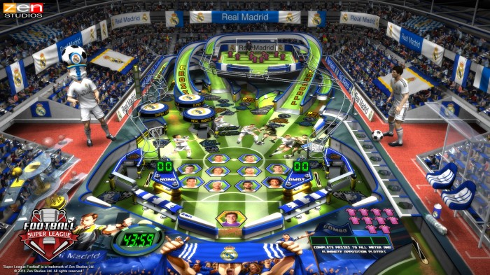 Zen Pinball Super League