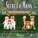 Square Enix Announces Secret of Mana Remake