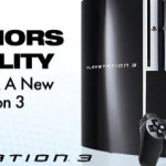 A new Ps3 and  a price cut