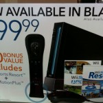 The Wii Goes Black
