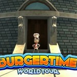 BurgerTime World Tour Releases Today