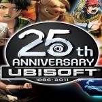 Ubisoft 25th Anniversary Sale on XBL