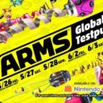 ARMS TestPunch Demo Weekend