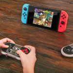 8BitDo controllers now work with Switch